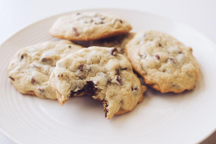 19. Chocolate Chip Cookies