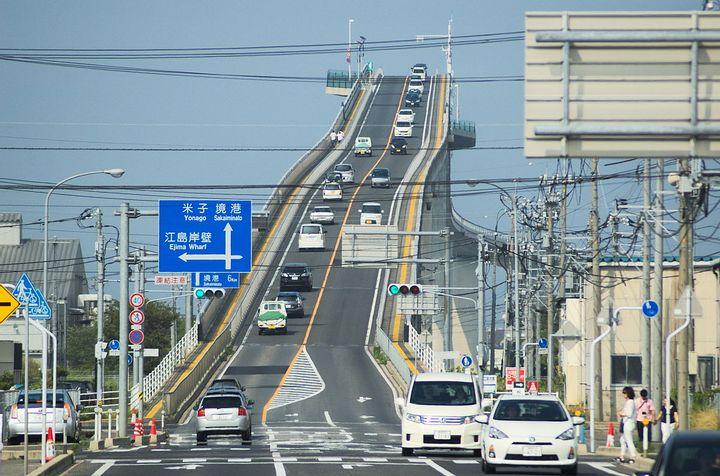 Eshima Ohashi Bridge (Japan)