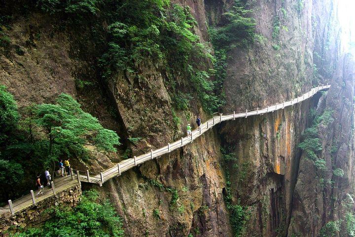 The Bridge of Immortals (China)