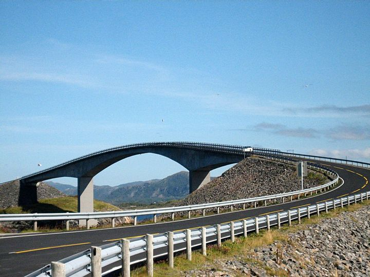 Storseisundet Bridge (Norway)
