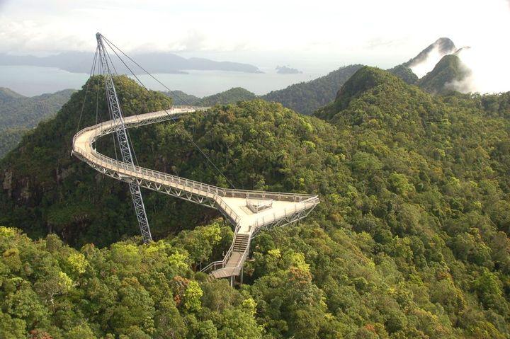 Langkawi Sky Bridge (Malaysia)